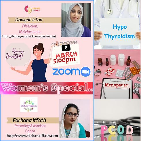 Decoding- Health, Hormones and Happiness!