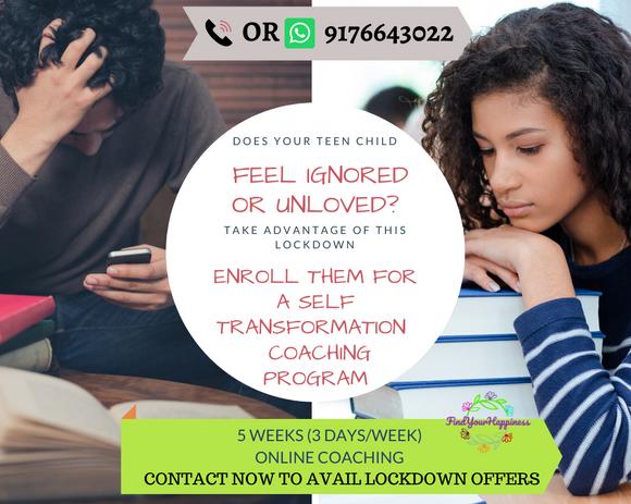 Self Transformation Coaching Program