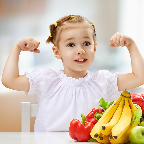 Mindful Parenting Series (1) : Child's Nutrition
