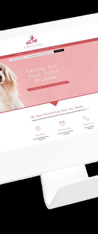 Doggy Dilemmas - Website Design - B2B / B2C