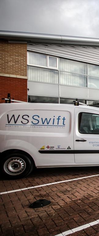 WSSwift - Van Vinyl Design