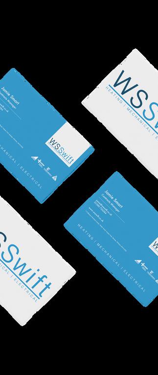 WSSwift - Business Cards