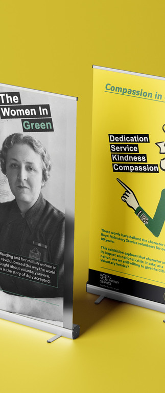 Royal Voluntary Service - Exhibition