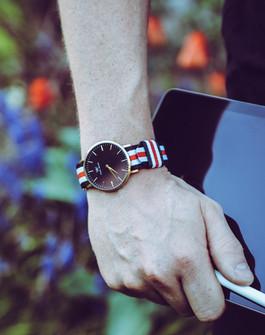 Branding watch - Photography inscopedesign.co.uk