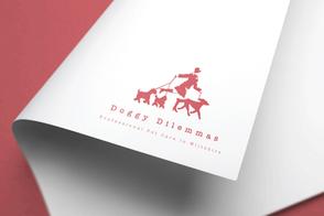 Doggy Dilemmas Logo - Designed by inscopedesign.co.uk