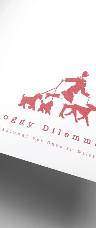 Doggy Dilemmas - Logo Design