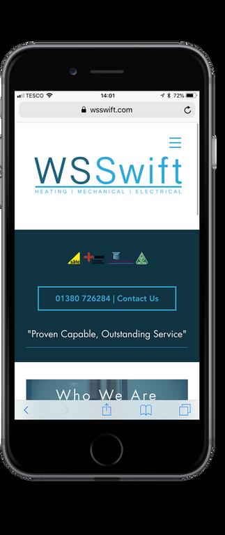 WSSwift - Web Design - B2B / B2C