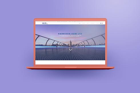 Harrison How LTD website designed and built by: www.inscopedesign.co.uk
