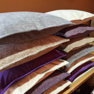 knife edge pillows