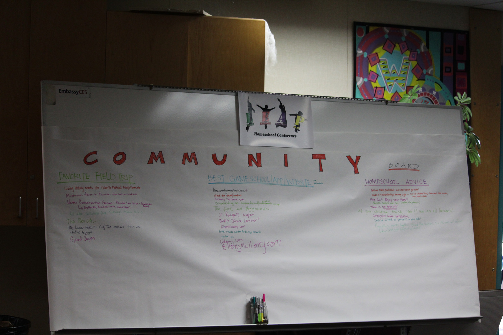 LEAP Community Board