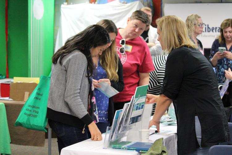 LEAP Vendors Fair