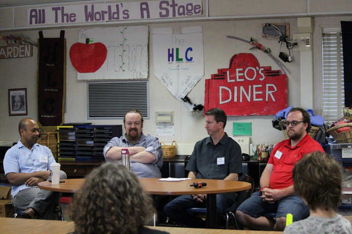 LEAP Dads Panel