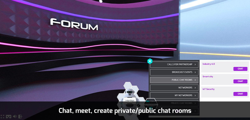 Must VE Forum & live events
