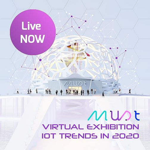 Must Virtual Exhibition - Live now - Trending now at sf2p consulting