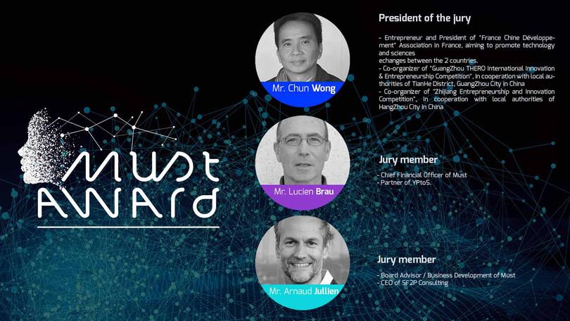 Must VE - Must Awards - Jury Board