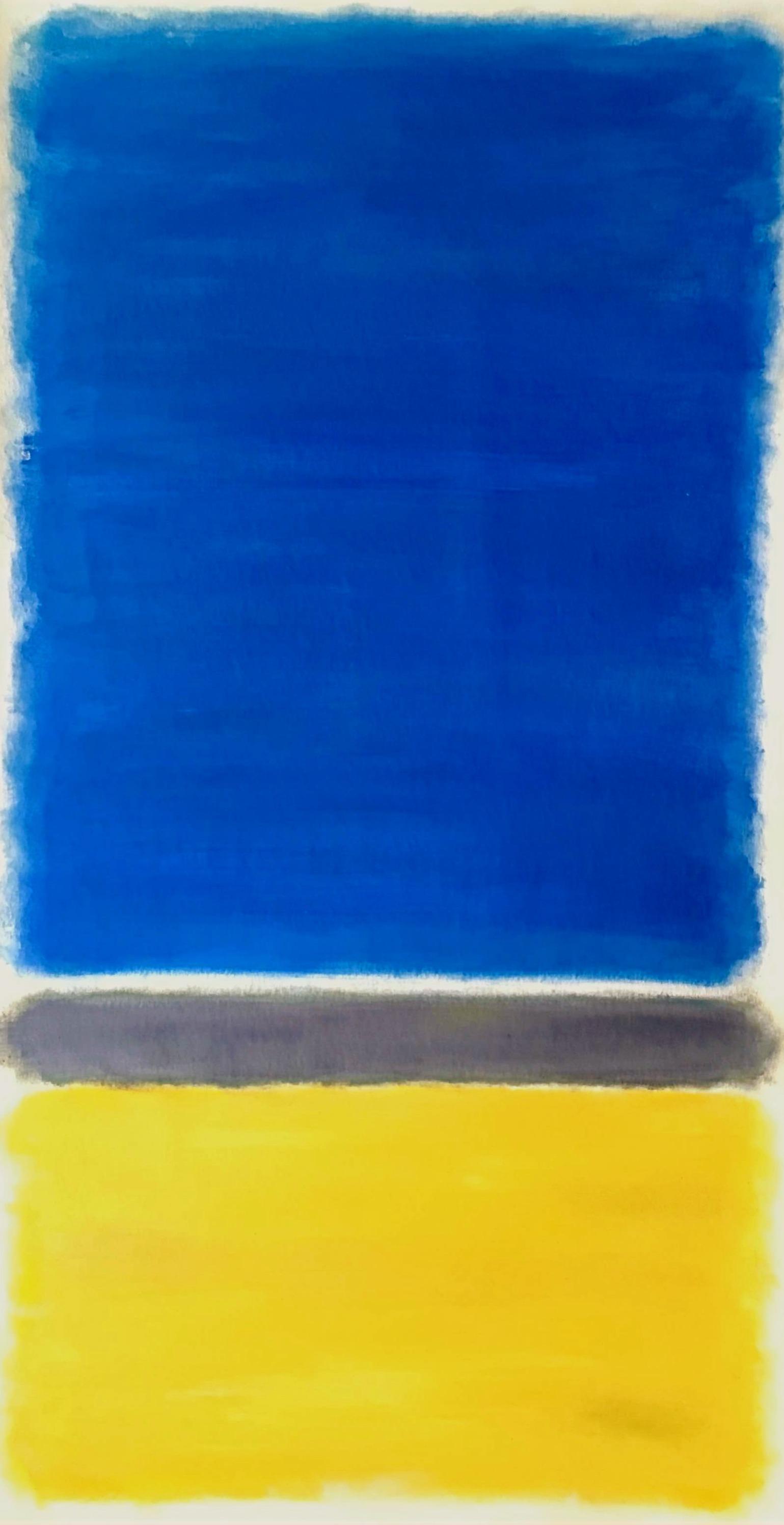 Inspiration Rothko II