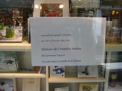 Signature Au Fil des Mots, 2009