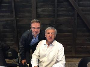 Un petit moment avec Jean-Christophe Rufin