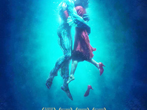 """When darkness falls: a review of """"The Shape of Water"""" (Guillermo del Toro)"""
