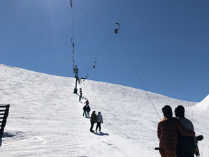 The Singles Lane Is The Fastest In Thredbo