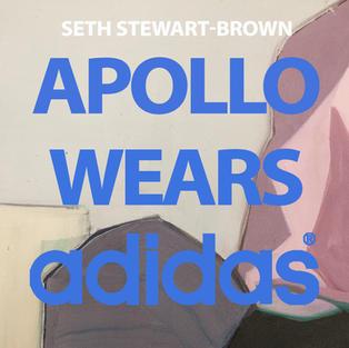 Apollo Wears Adidas