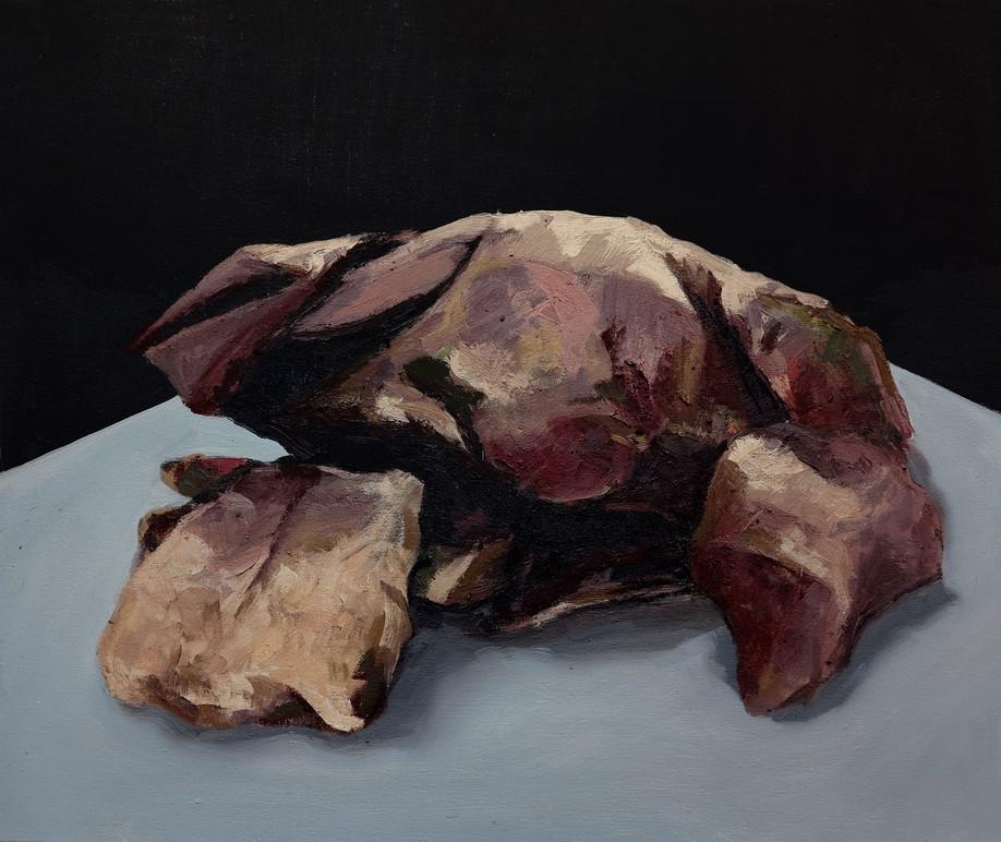 'Material' Oil on canvas 60x40cm.jpg