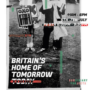 Britain's Home of Tomorrow Today