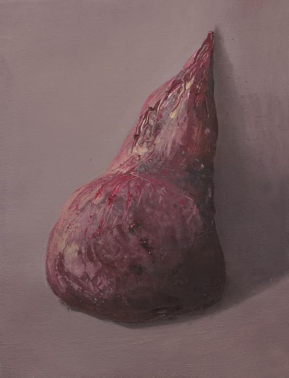 'Lump' Oil on canvas, 30x45cm.jpg