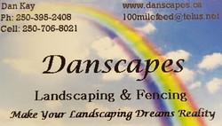 Danscapes Card