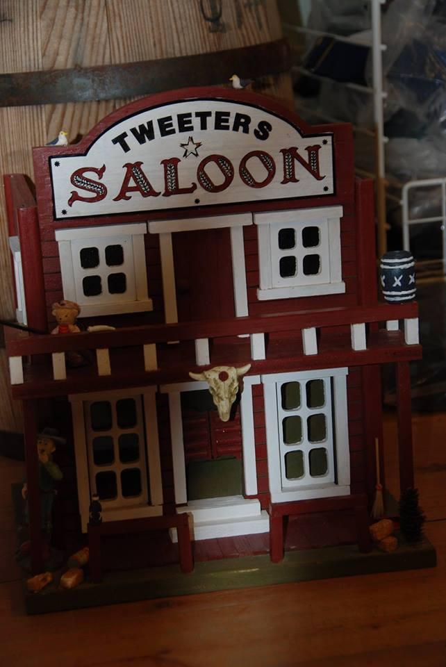 Birdhouse Saloon