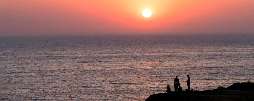 Southern Portugal walking hiking tour ocean beach