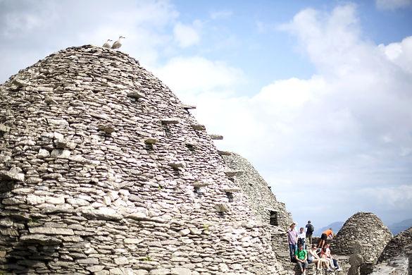 Skellig Island Ireland hiking walking tour