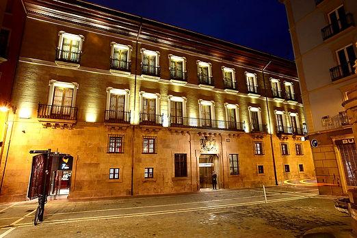 spain-navarre-pamplona-camino-rioja hotel palacio guendalain pamplona basque country