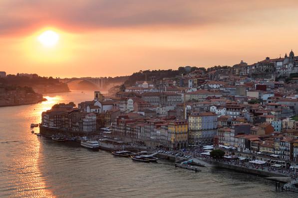 Portugal Porto walking hiking tour