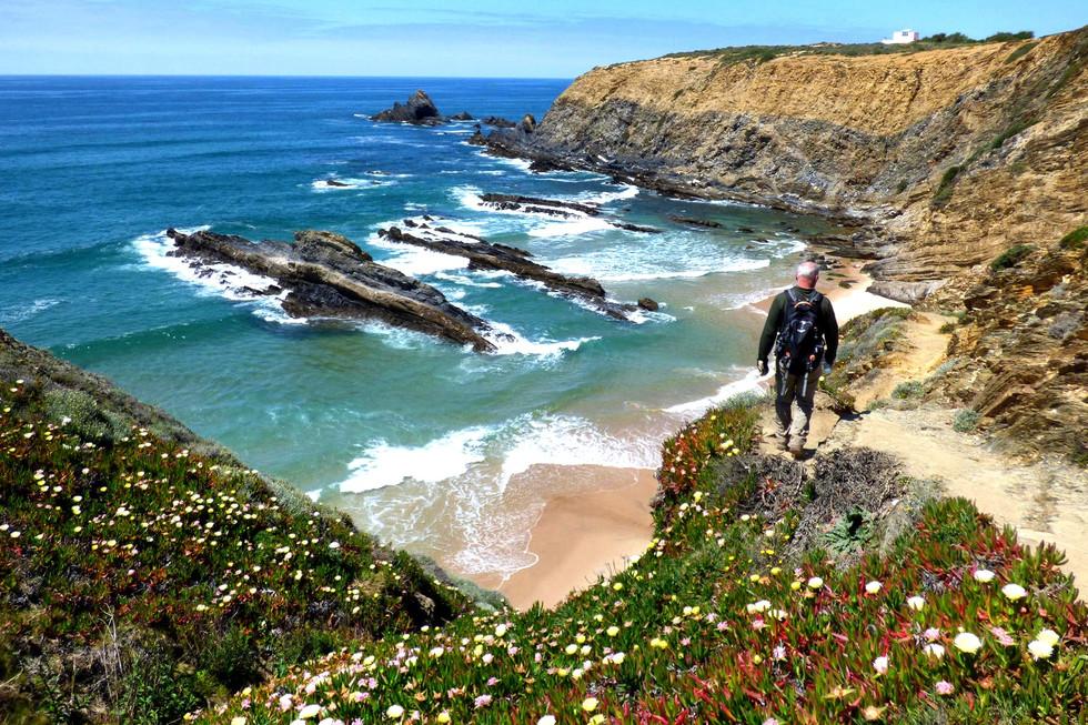 Southern Portugal Walking Tour Ocean Beach