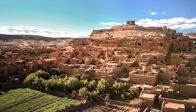 ait-ben-haddou morocco walking hiking tour