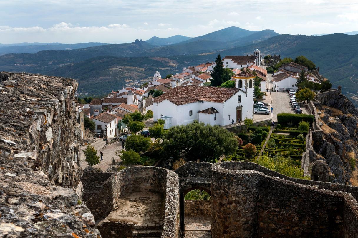 portugal-alentejo-marvao-walking hiking tour