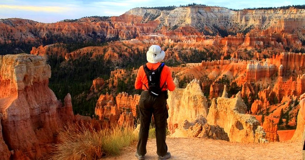 Bryce Canyon National Park Hiking Walking Tour