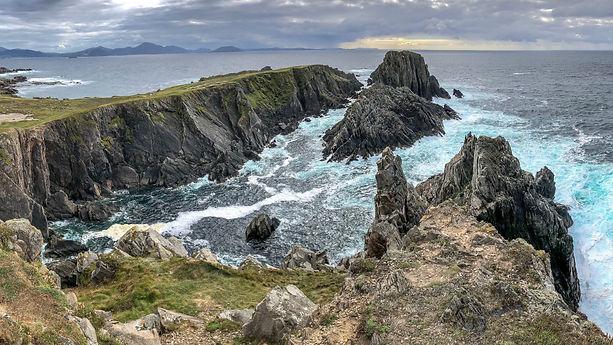 Northern Ireland walking hiking tour