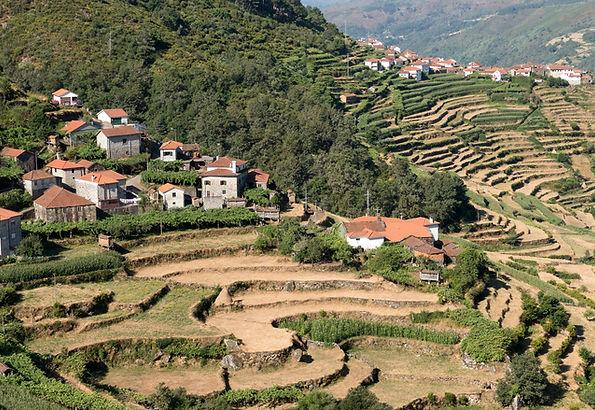 Portugal Sistelo walking hiking tour