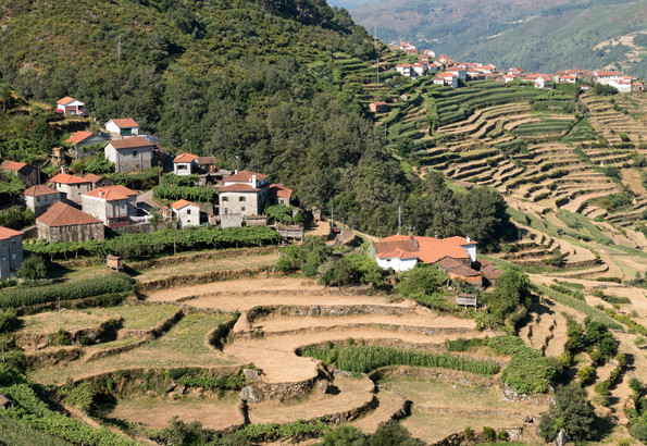 Portugal Sistelo walking hiking tour