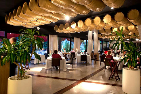 Spain Basque Country Rioja Region Wine Tasting Restaurant