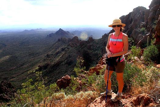 hiking walking Jo Ann Taylor inspiration