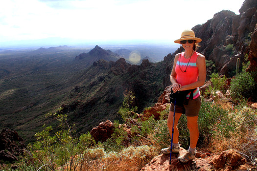 hiking walking Jo Ann Taylor inspiration