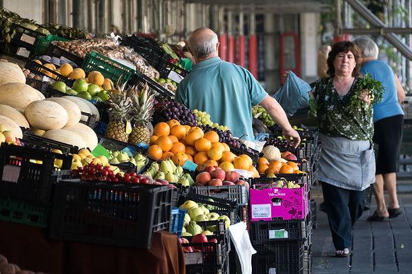 Portugal porto market walking hiking tour