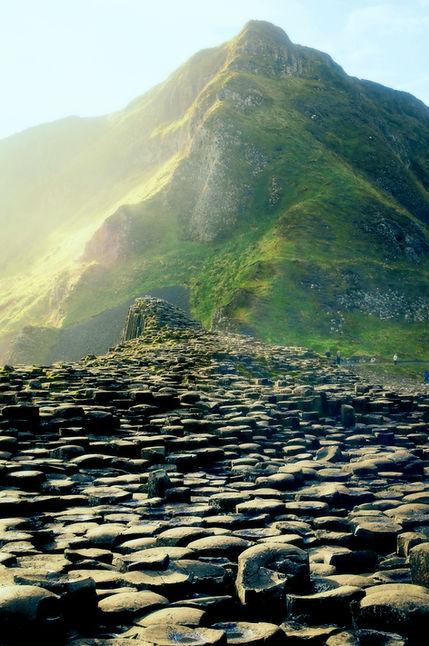 Giant's Causeway Northern Ireland walking hiking tour