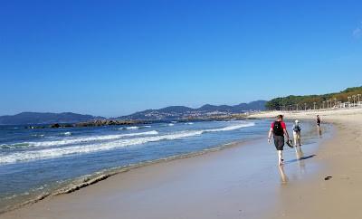 Camino de Santiago Ocean Views