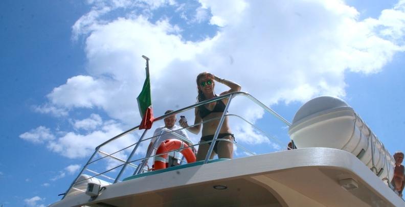 Evento Kimbo all'Arrembaggio 15_08_2014 Capri - 3