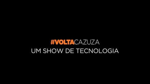 CAZUZA Holographic Show