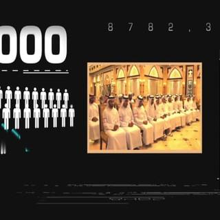 Emirates Foundation - Holographic Presentation